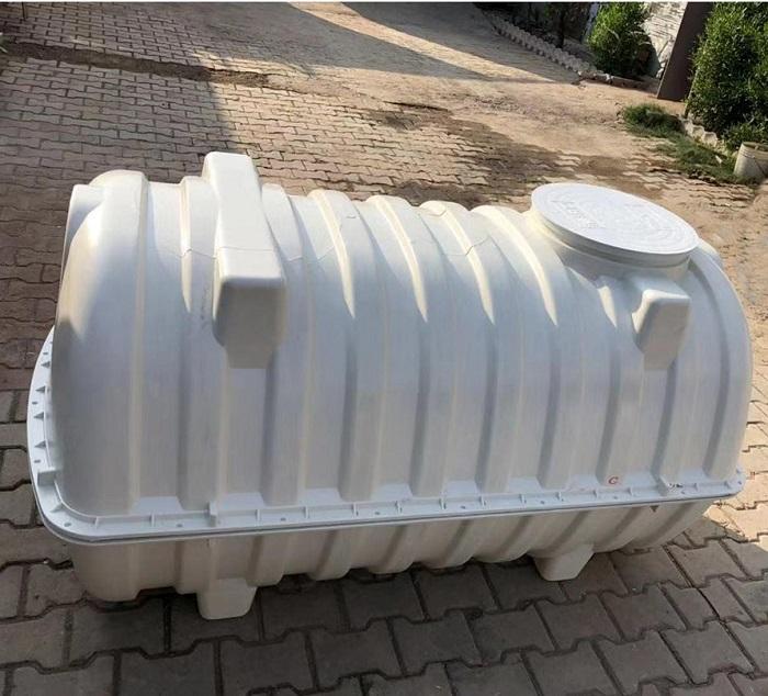 پکیج تصفیه فاضلاب بهداشتی پلی اتیلنی ساخته شده توسط گروه صنعتی اوژن اطلس