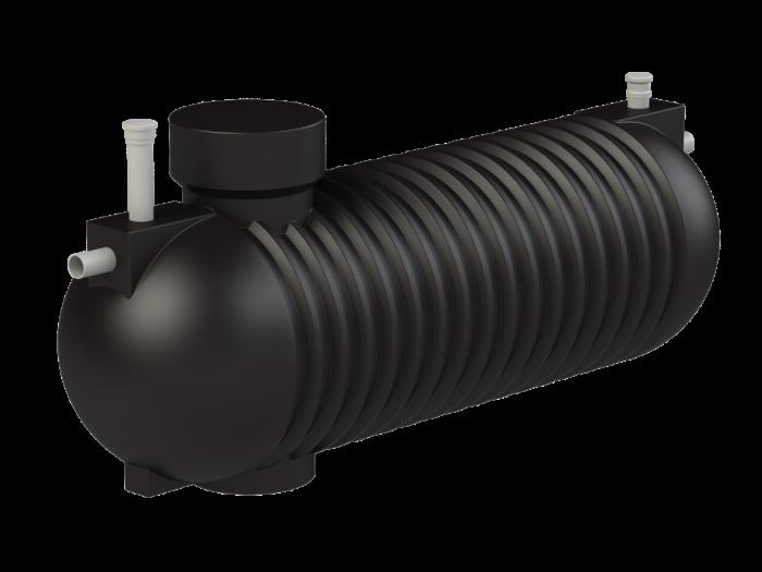 مخزن سپتیک تانک پلی اتیلن ساخت گروه صنعتی اوژن اطلس